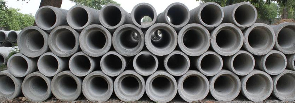 RCC Pipe and Fittings